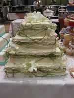 The Rustic Cake