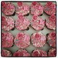 Cupcakes for a Princess party